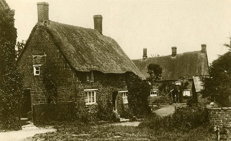 thatch northamptonshire