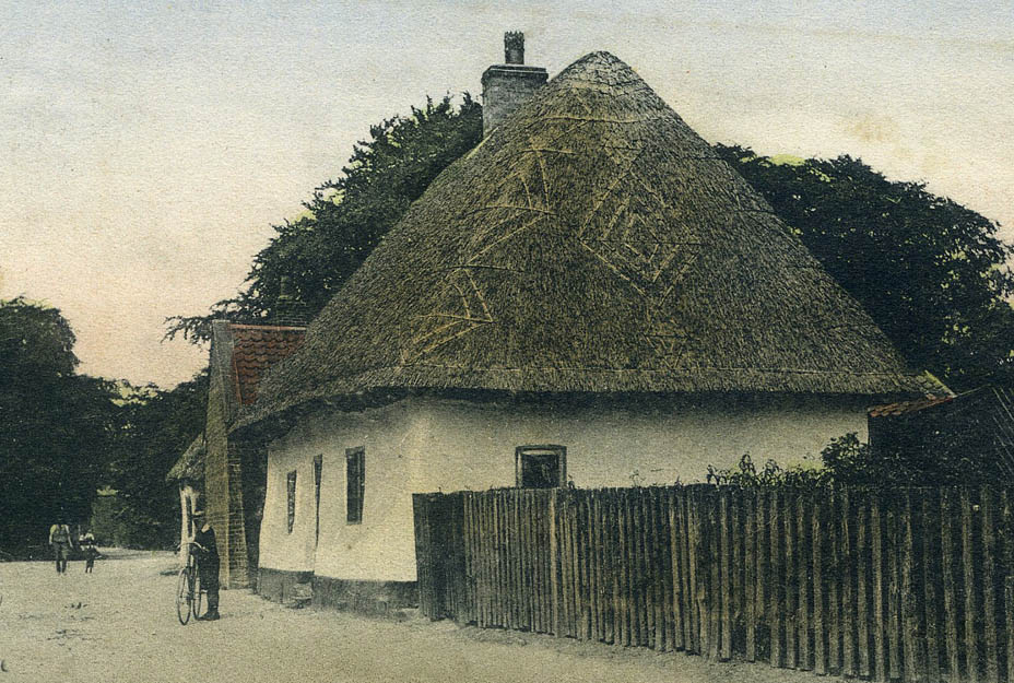 Thatching In Lincolnshire Thatching Info Com