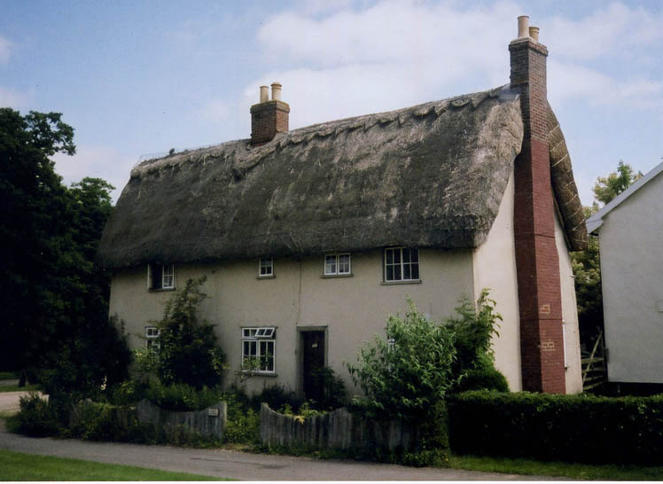 thatch norfolf england