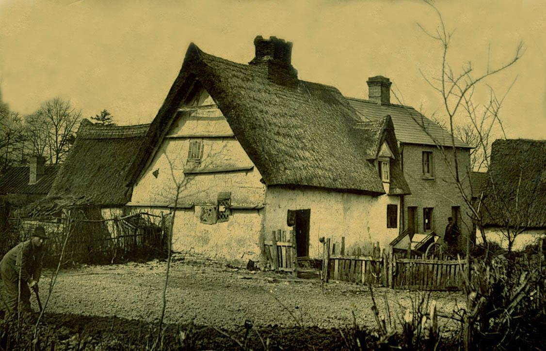 thatch cambridgeshire england