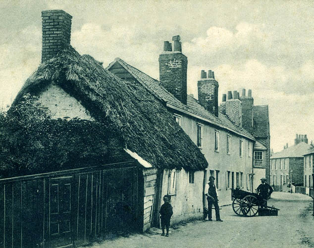 thatch middlesex england