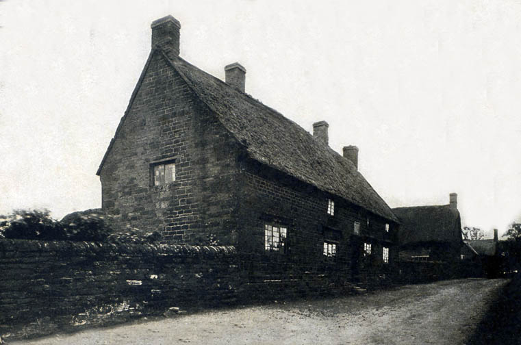 thatching northamptonshire