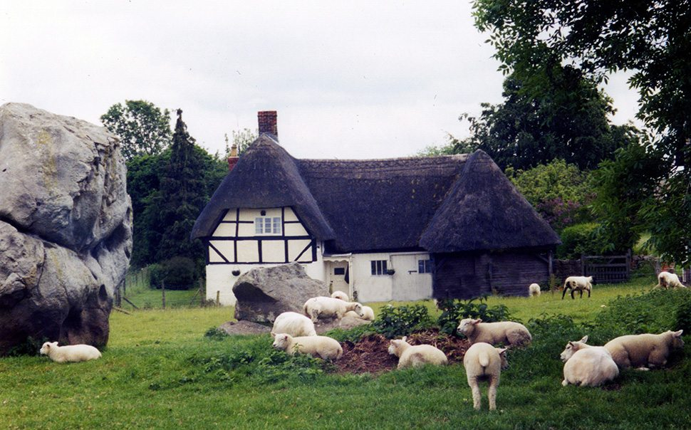 thatched england