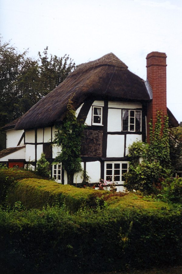 thatch herefordshire england