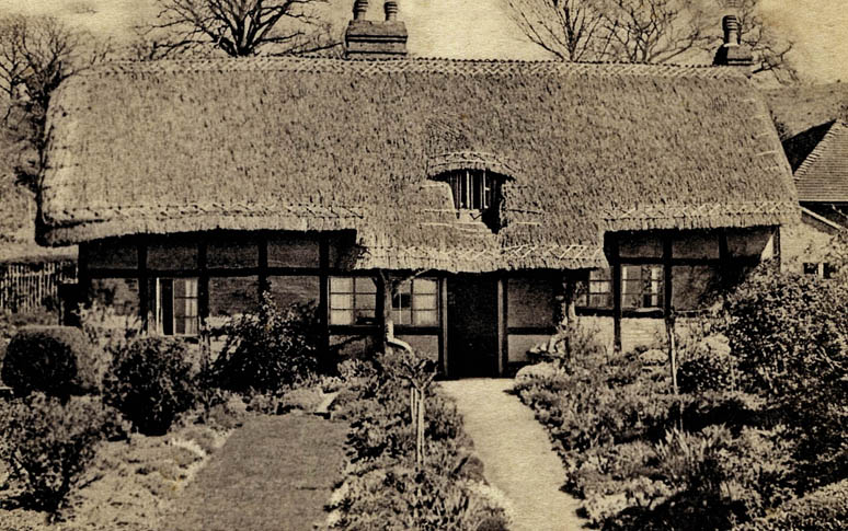 thatching herefordshire