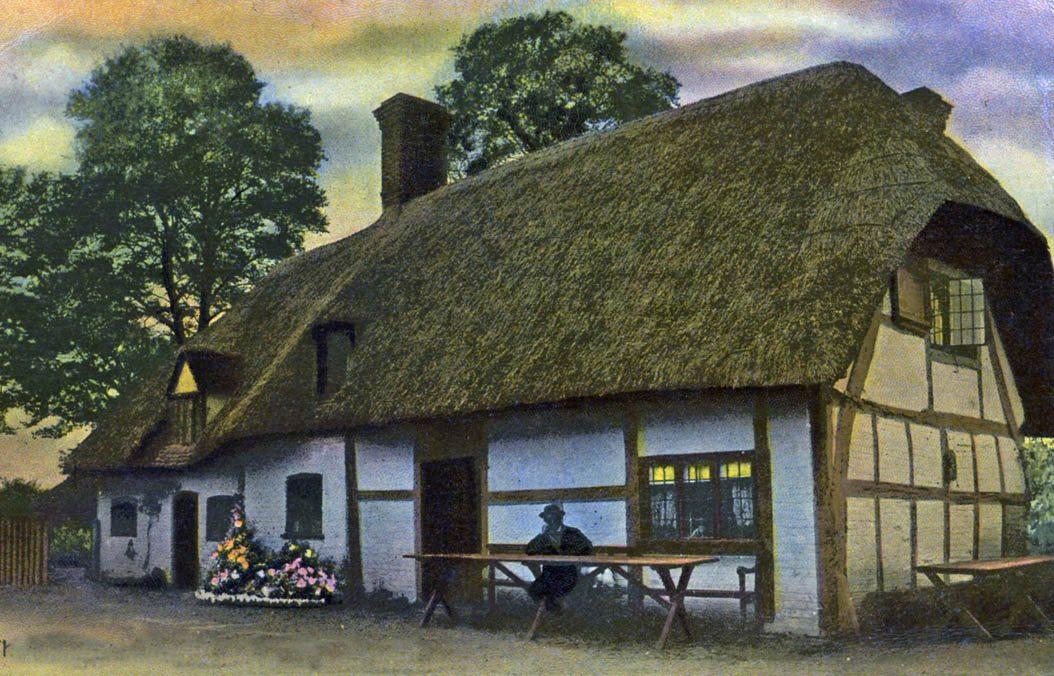 thatch england