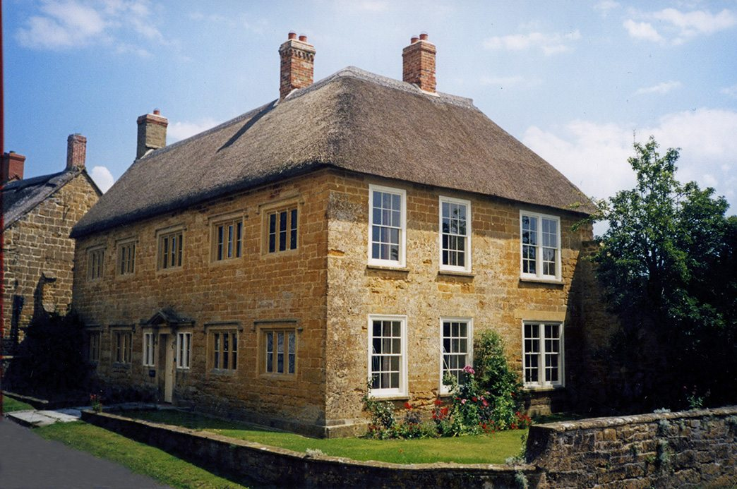 Thatching In Somerset Thatching Info Com
