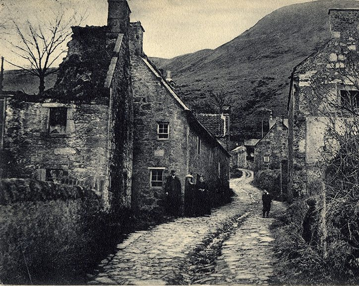 thatch history uk