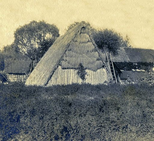 Thatching In The Early Middle Ages Thatching Info Com