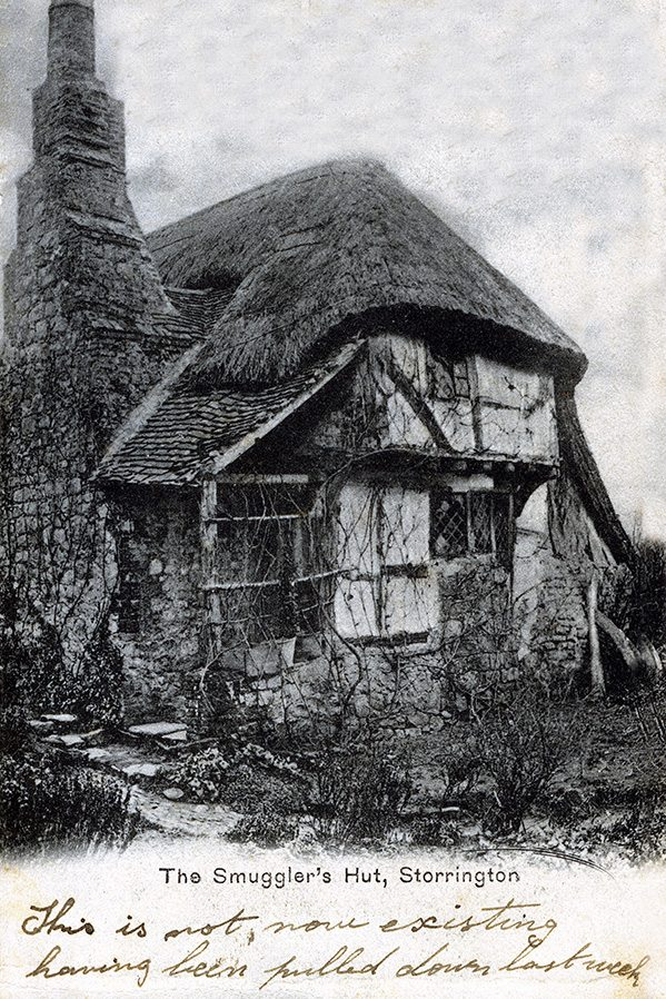 thatch history