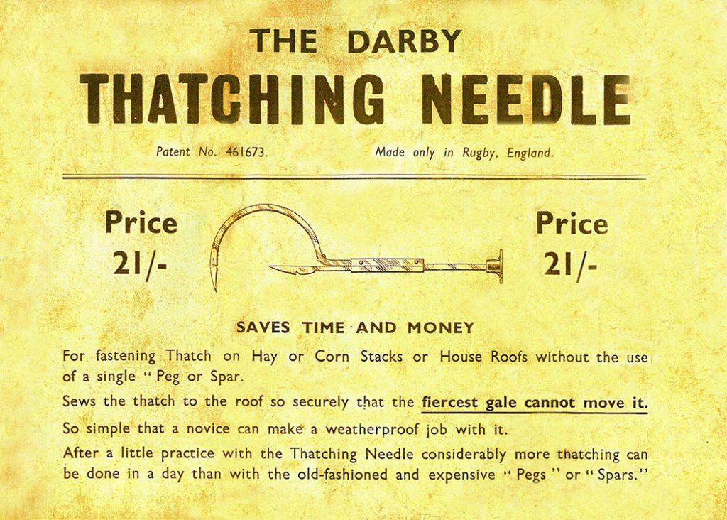 thatching ricks & stacks
