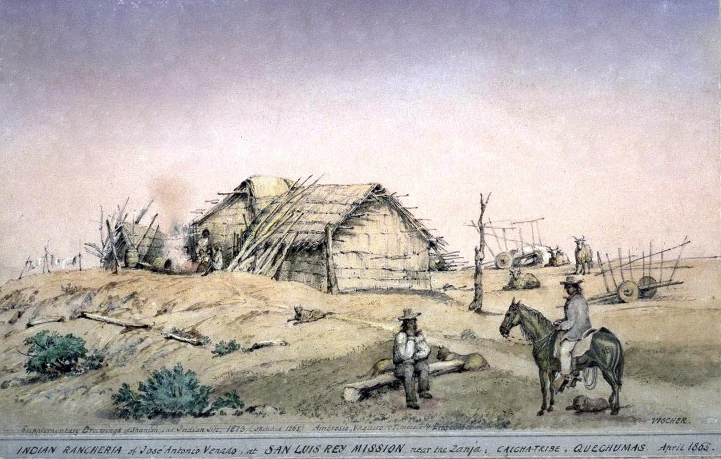 california thatch