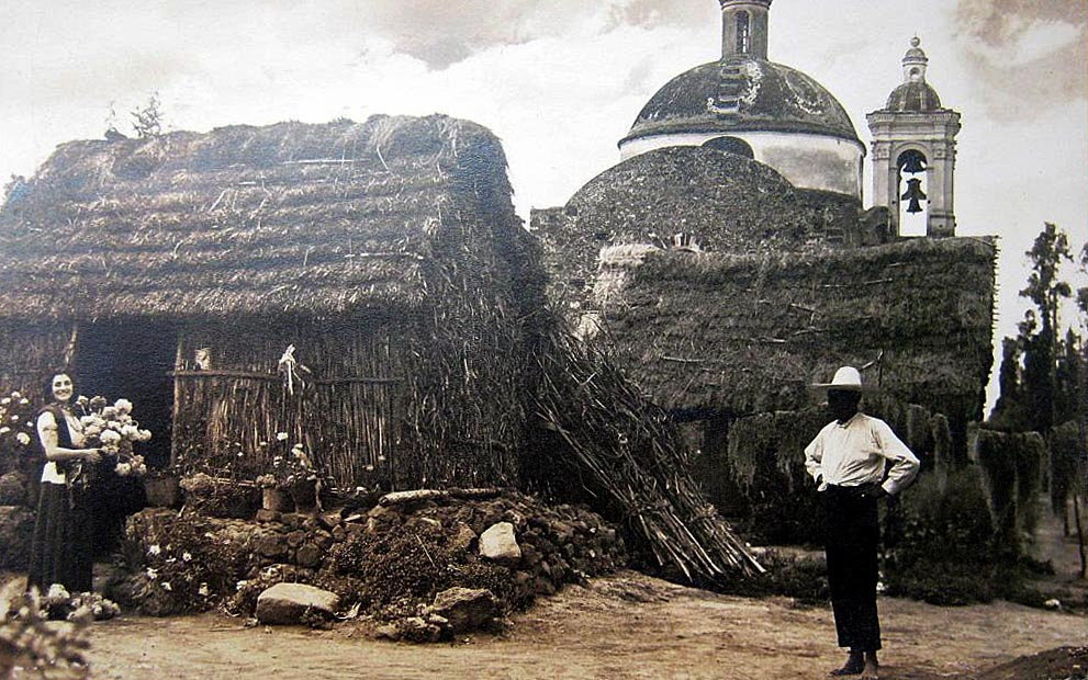 thatch mexico city